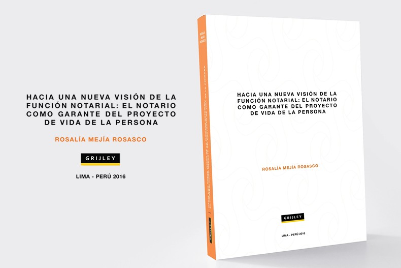 """¿Dónde conseguir el libro """"Hacia una Nueva Visión de la Función Notarial"""" escrito por la Notaria Rosalía Mejía?"""